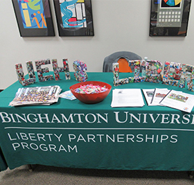 UEHS Liberty Binghamton University Liberty Partnerships Program