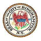 Seal of the City of Binghamton New York